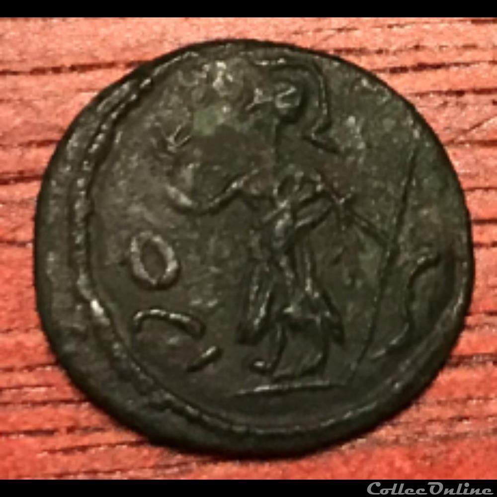 monnaie antique av jc a ap romaine virtvs