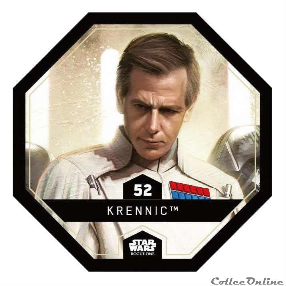 jeux jouet jeu de carte a collectionner 52 krennic