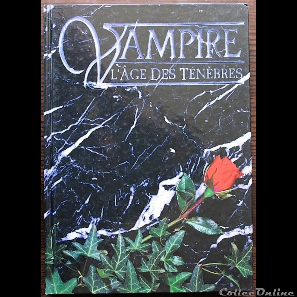 jeux jouet role vampire age des tenebres