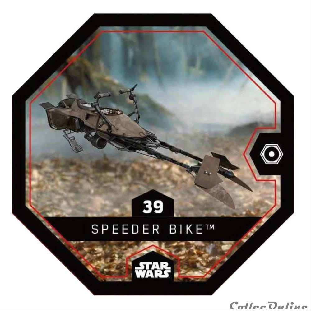 jeux jouet jeu carte a collectionner 39 speeder bike