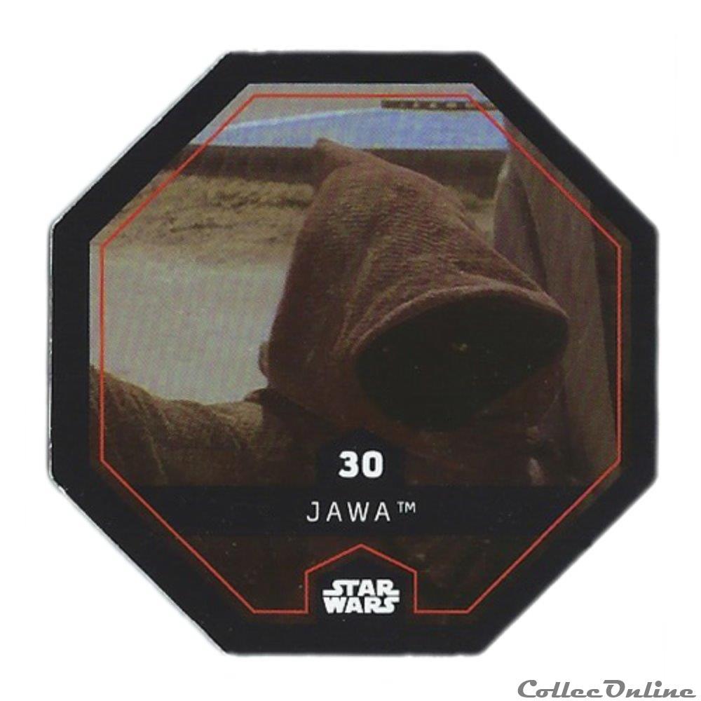 jeux jouet jeu de carte collectionner 30 jawa