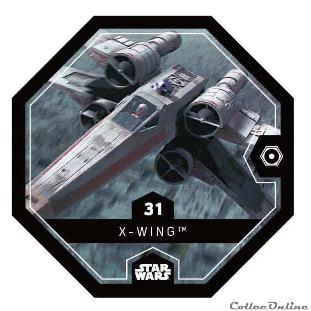 jeux jouet jeu de carte a collectionner 31 x wing