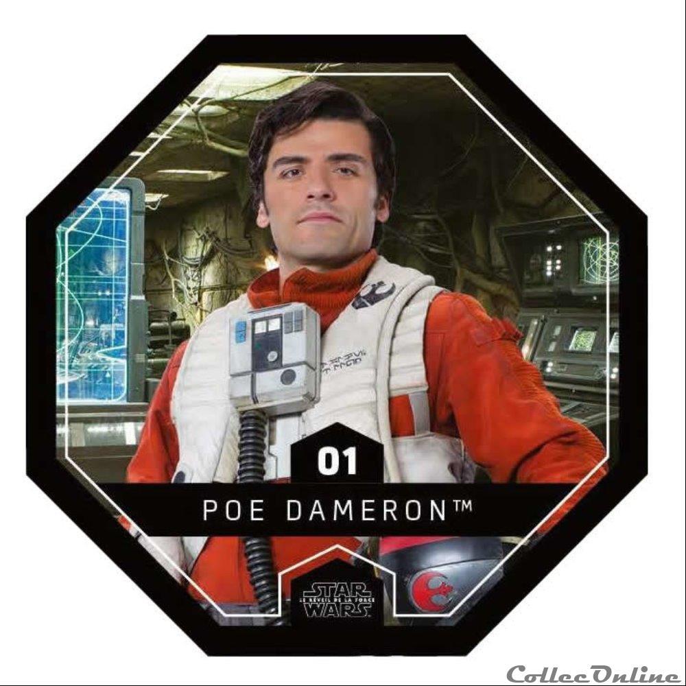 jeux jouet jeu de carte collectionner 01 poe dameron