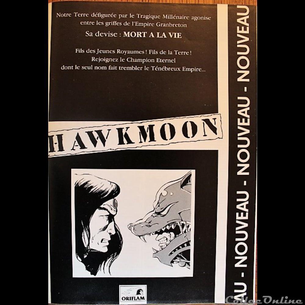 jeux jouet de role hawkmoon 1988
