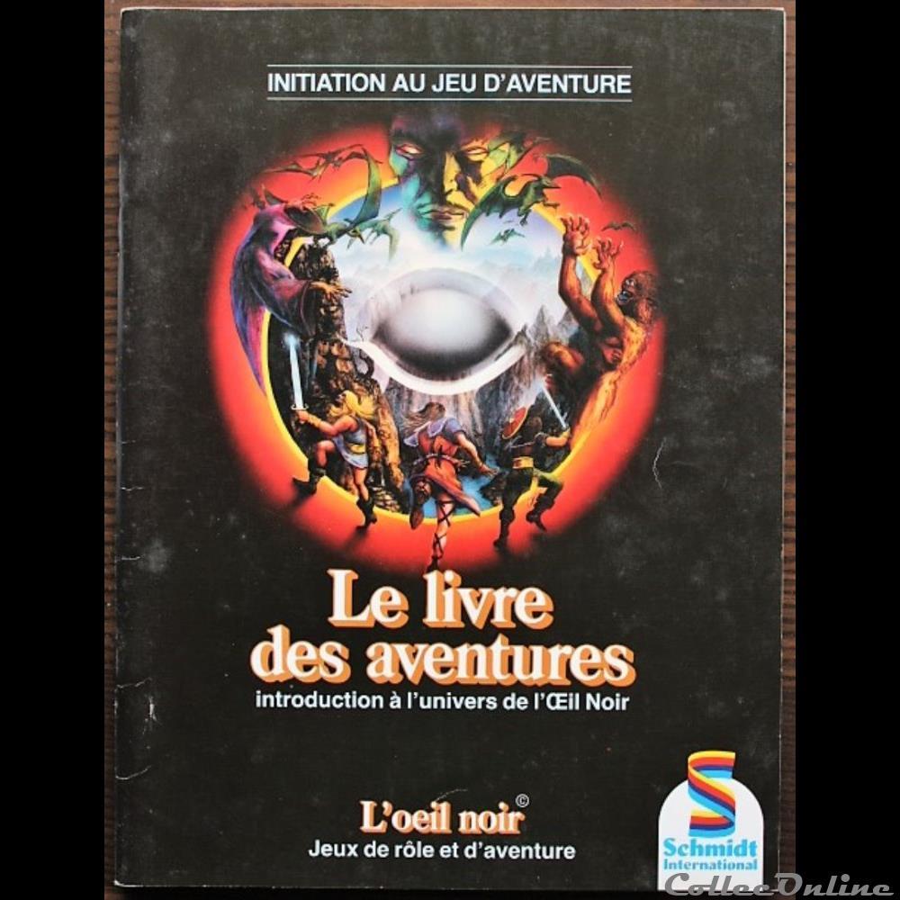 jeux jouet role livre des aventures le
