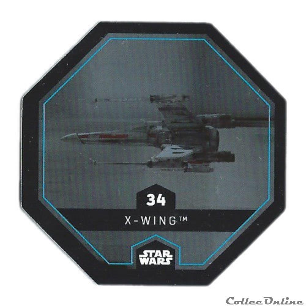 jeux jouet jeu de carte a collectionner 34 x wing