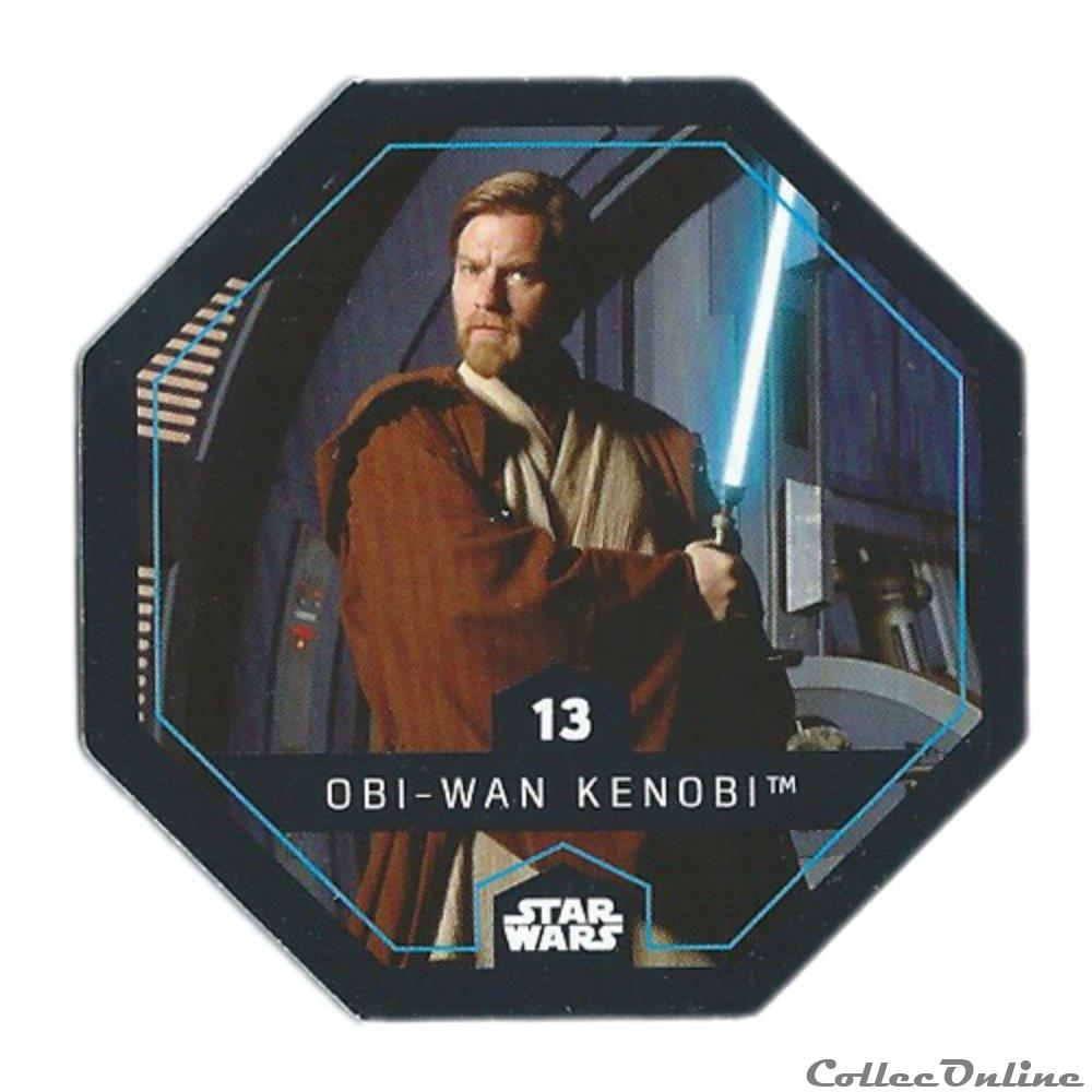 jeux jouet jeu de carte collectionner 13 obi wan kenobi