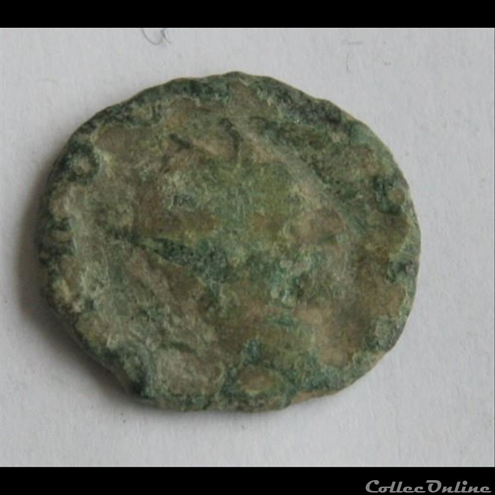 monnaie antique romaine claude ii le gothique consecratio