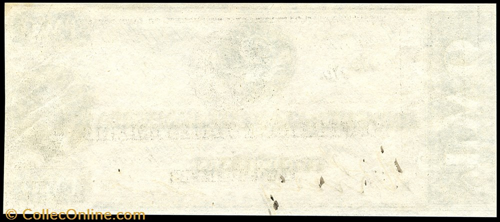 banknote north america united state of t 70 1864 2 csa