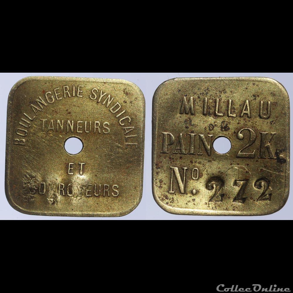 monnaie france necessite 12 millau boulangerie 2 k de pain