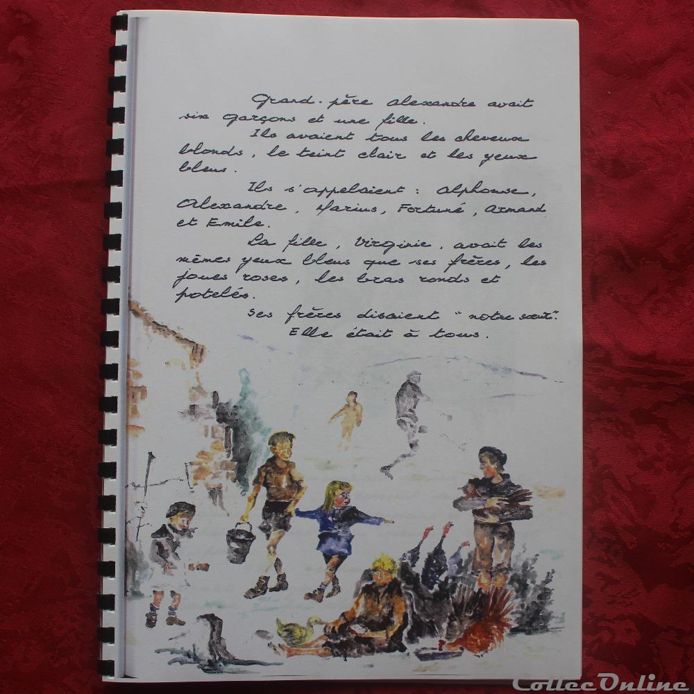 bd revue livre la pendule alexandre
