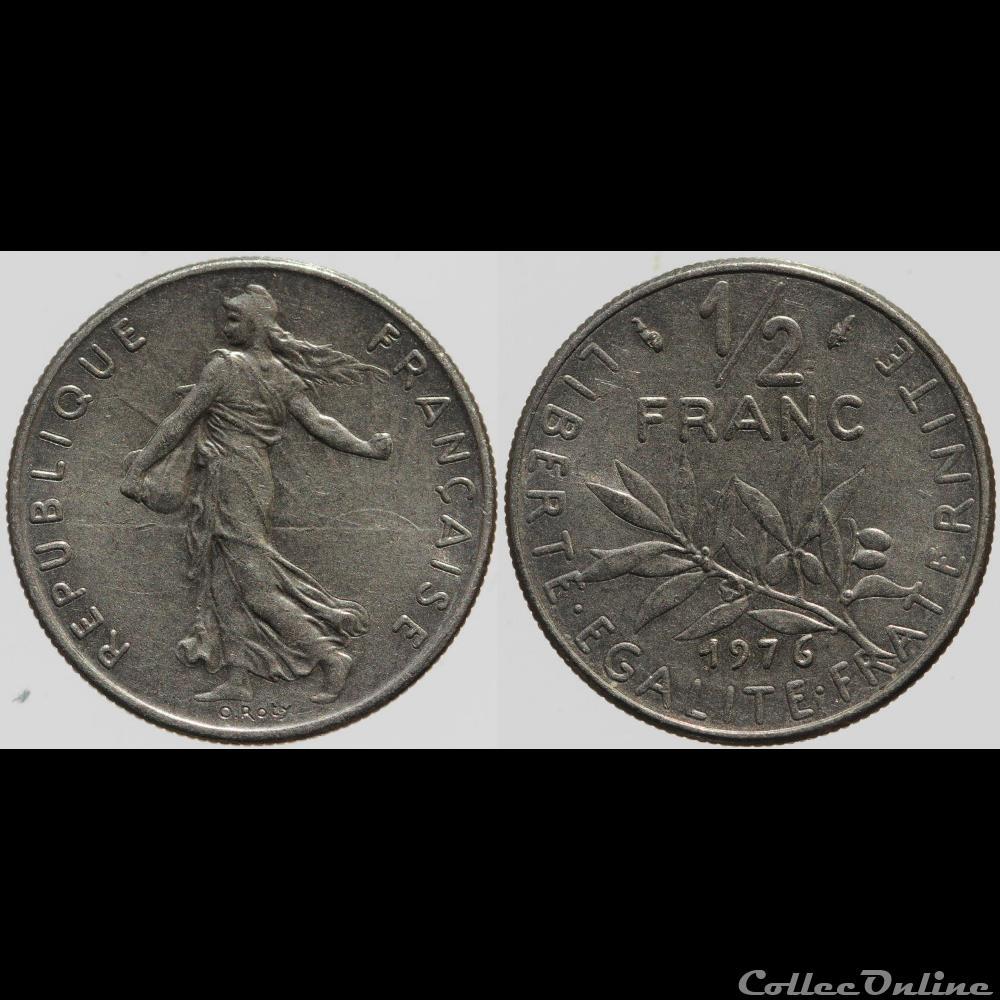 Roty 12 Fr 1976 Münzen Französische Münzen Modern 1791