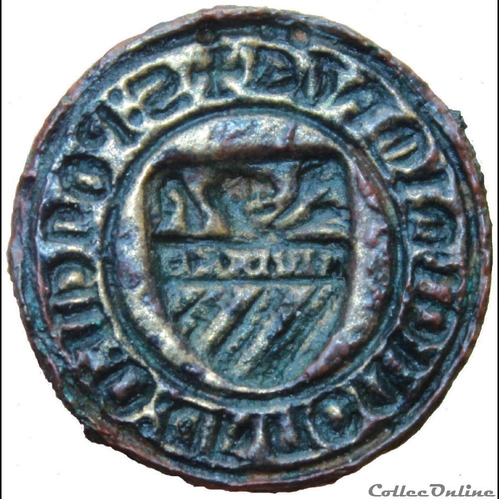 sigillographie sceaux france 1320 1330 sceau de pons durand