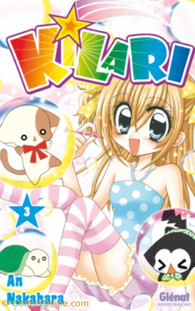 Kilari tome 3 : Libros, Dibujos animados, Revistas, Manga
