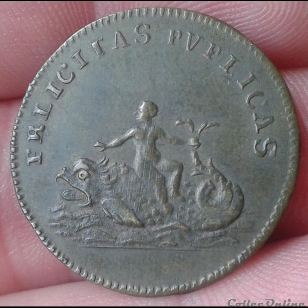 monnaie mereaux france louis xvi jeton 1