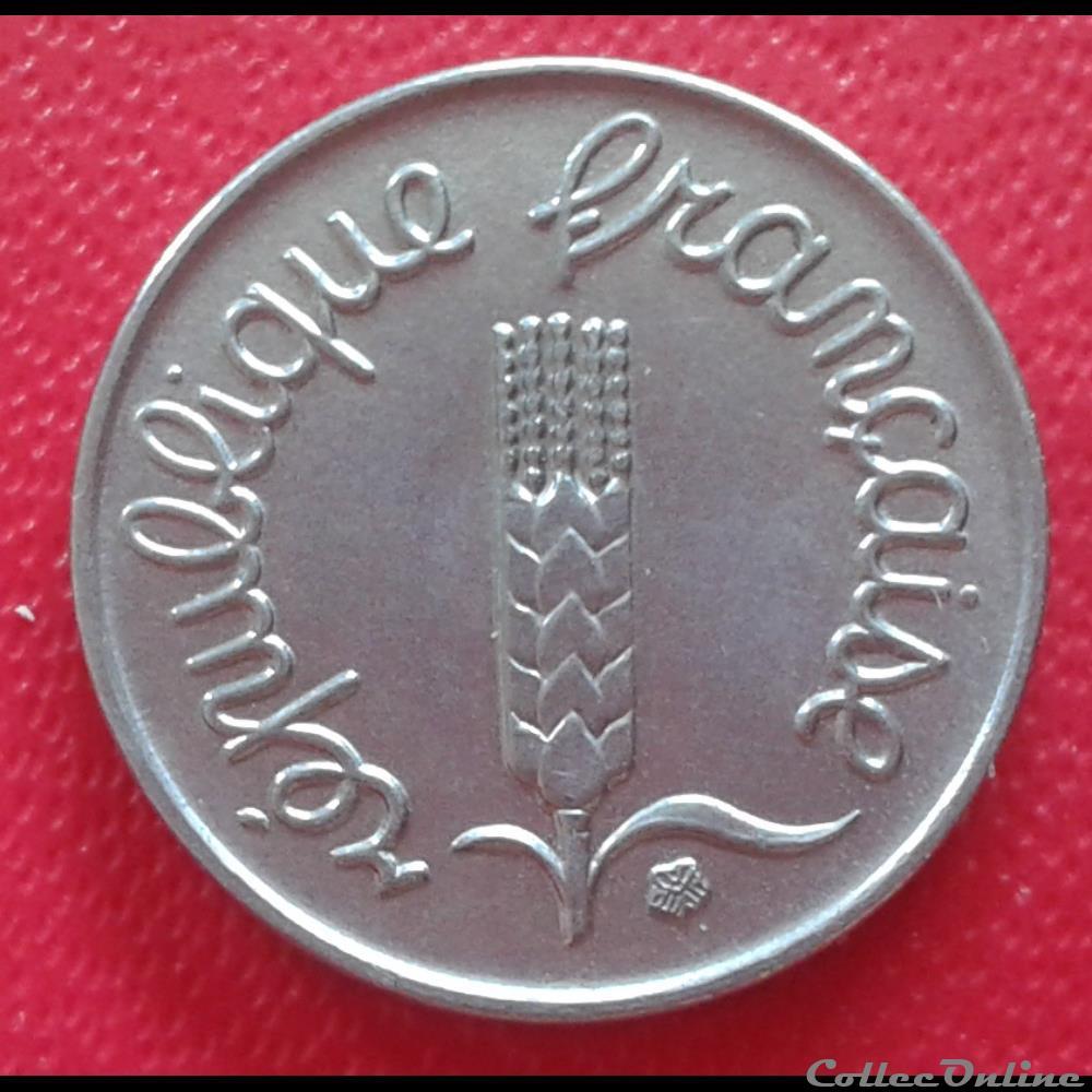 monnaie france moderne 1968 avers gras
