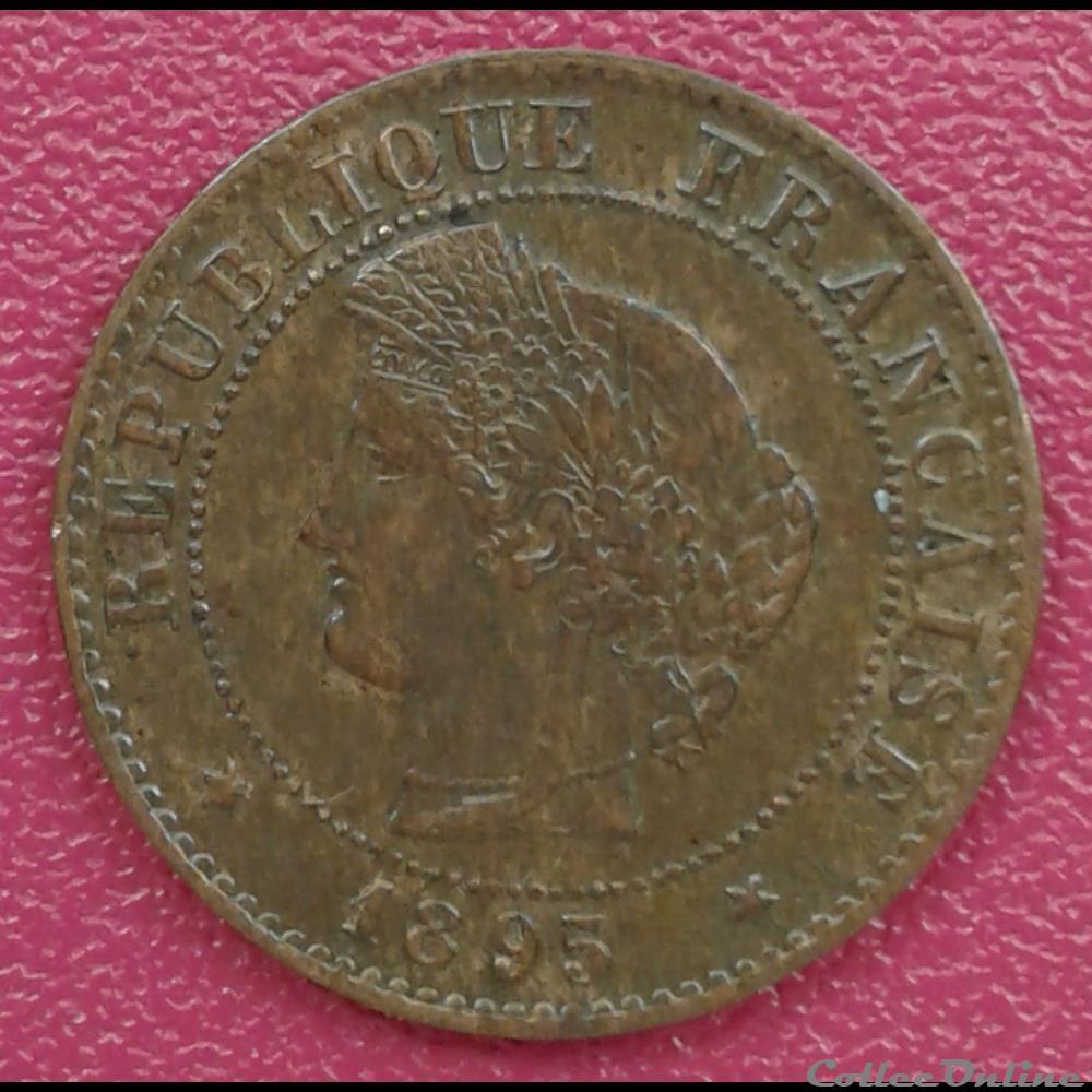 monnaie france moderne 1895 a