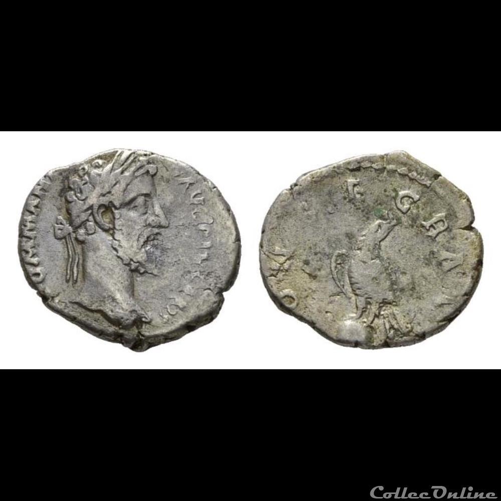 monnaie antique romaine commodvs
