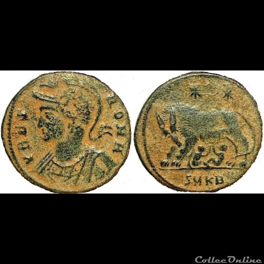 monnaie antique av jc ap romaine i12 vrbs roma cyzique