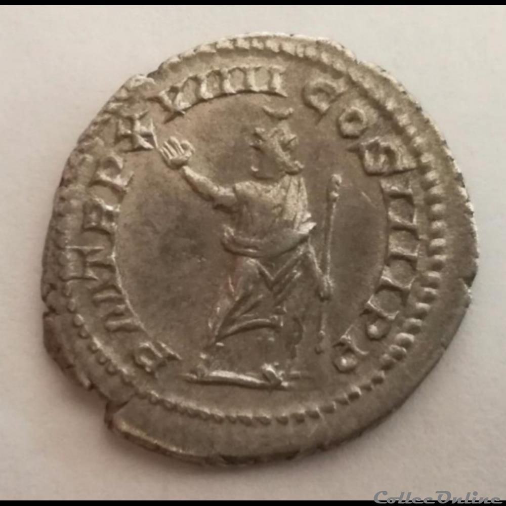 monnaie antique romaine denier caracalla