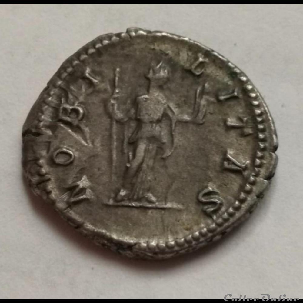 monnaie antique romaine denier geta