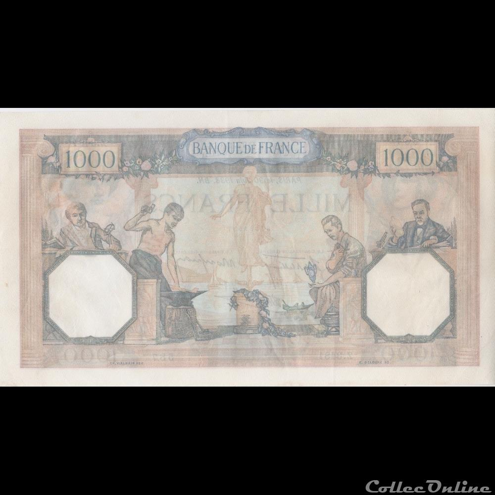 billet france banque de xxe f 38 21 30 juin 1938 sup