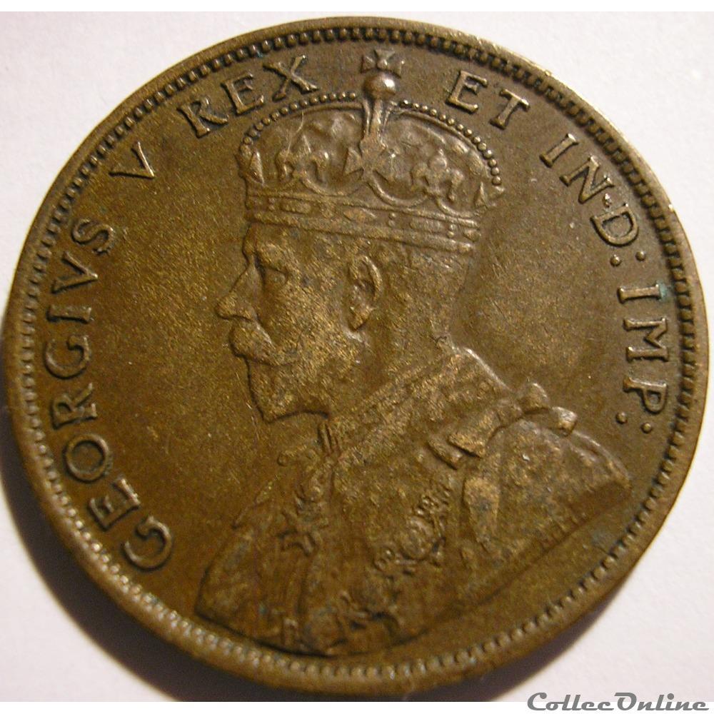 monnaie monde canadum george v 1 cent 1911