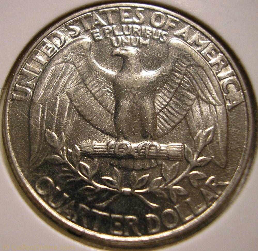 monnaie monde etat uni 1989 d quarter dollar 2ex