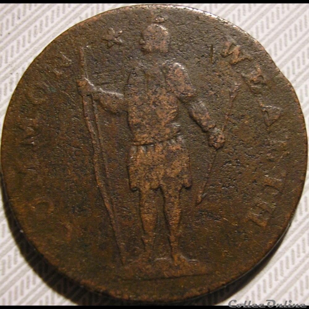 monnaie monde etat uni 1788 cent massachusetts post 1776 coin ex 2