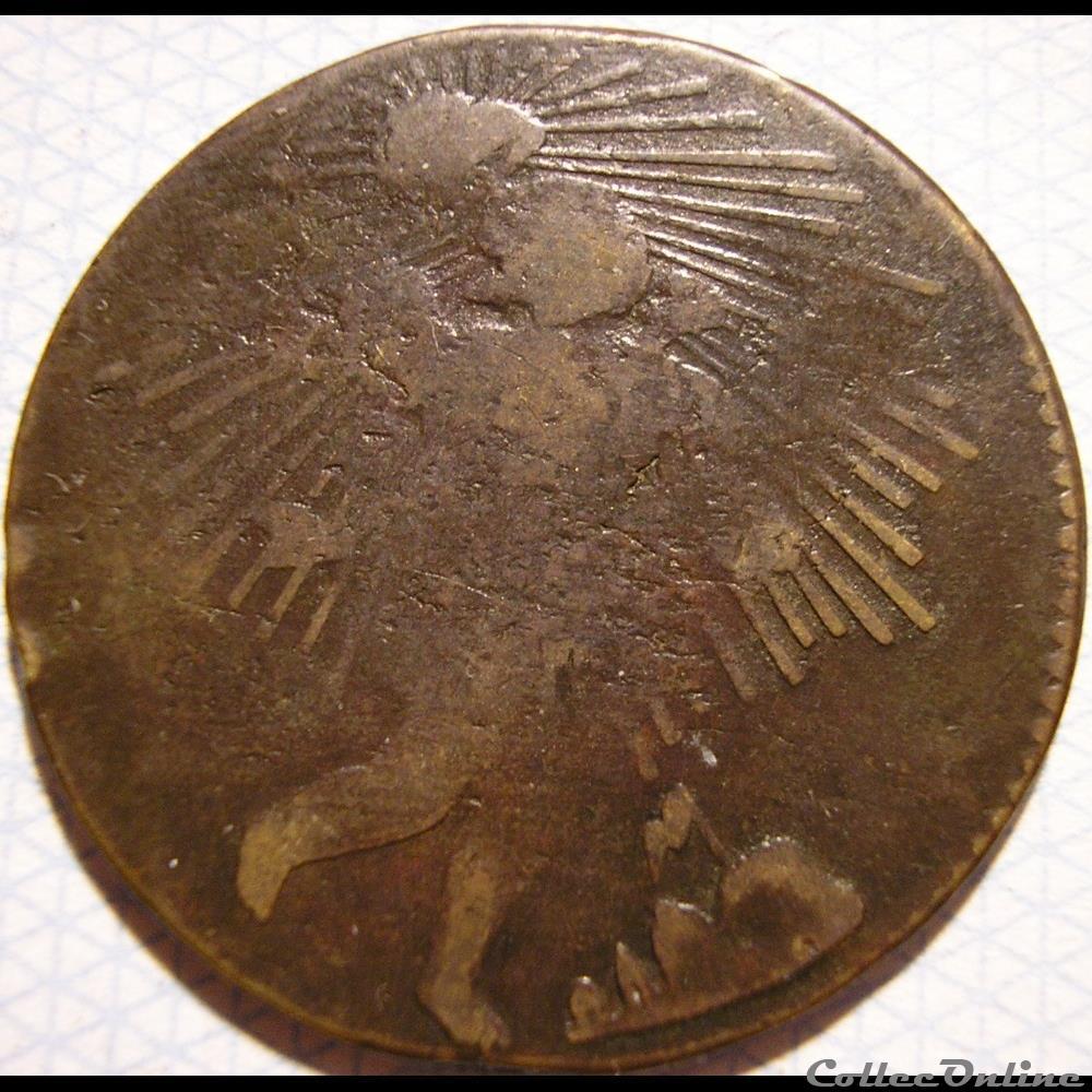 monnaie monde mexique mexico 1 4 real 1862 estado zacatecas 1st republic