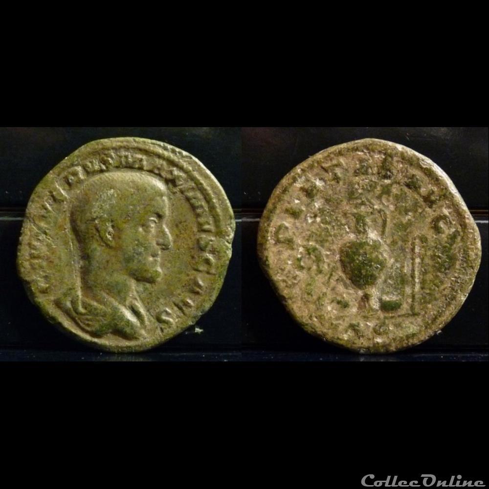 coin ancient roman 082 maximus