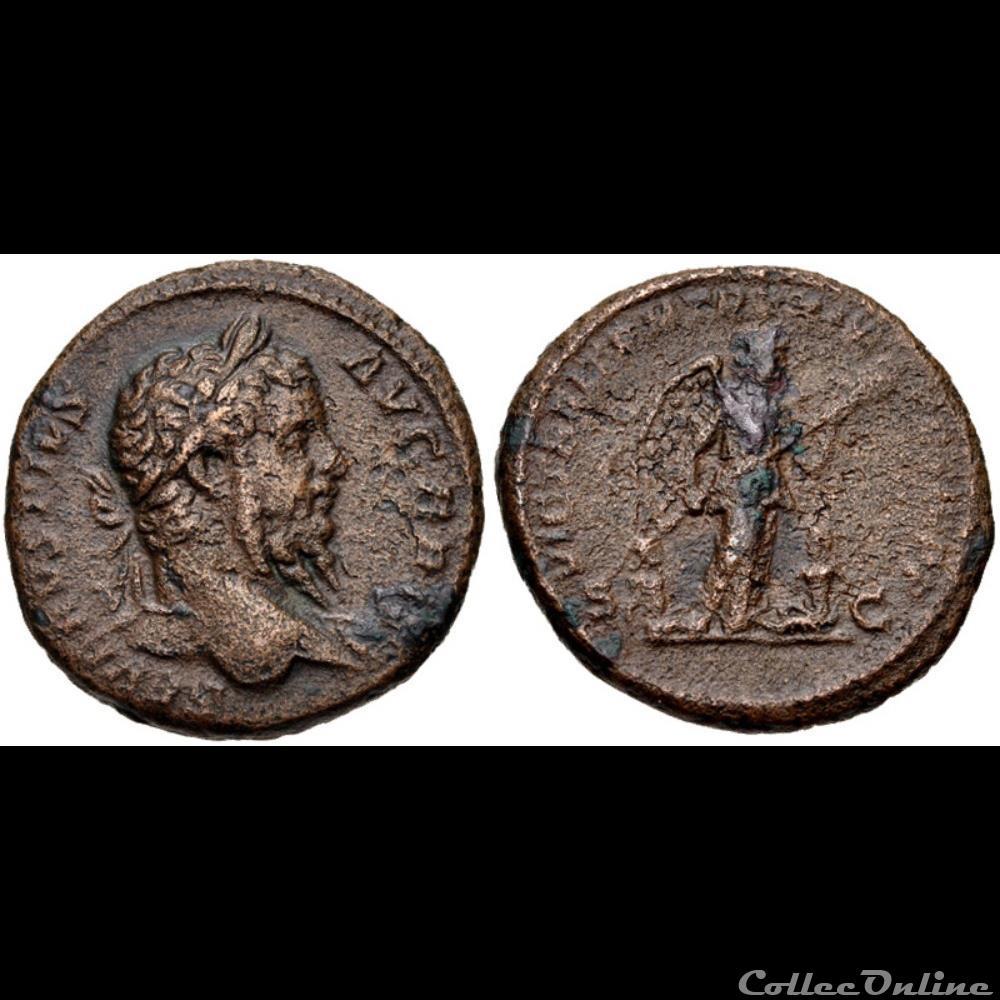 coin ancient roman septimius severus