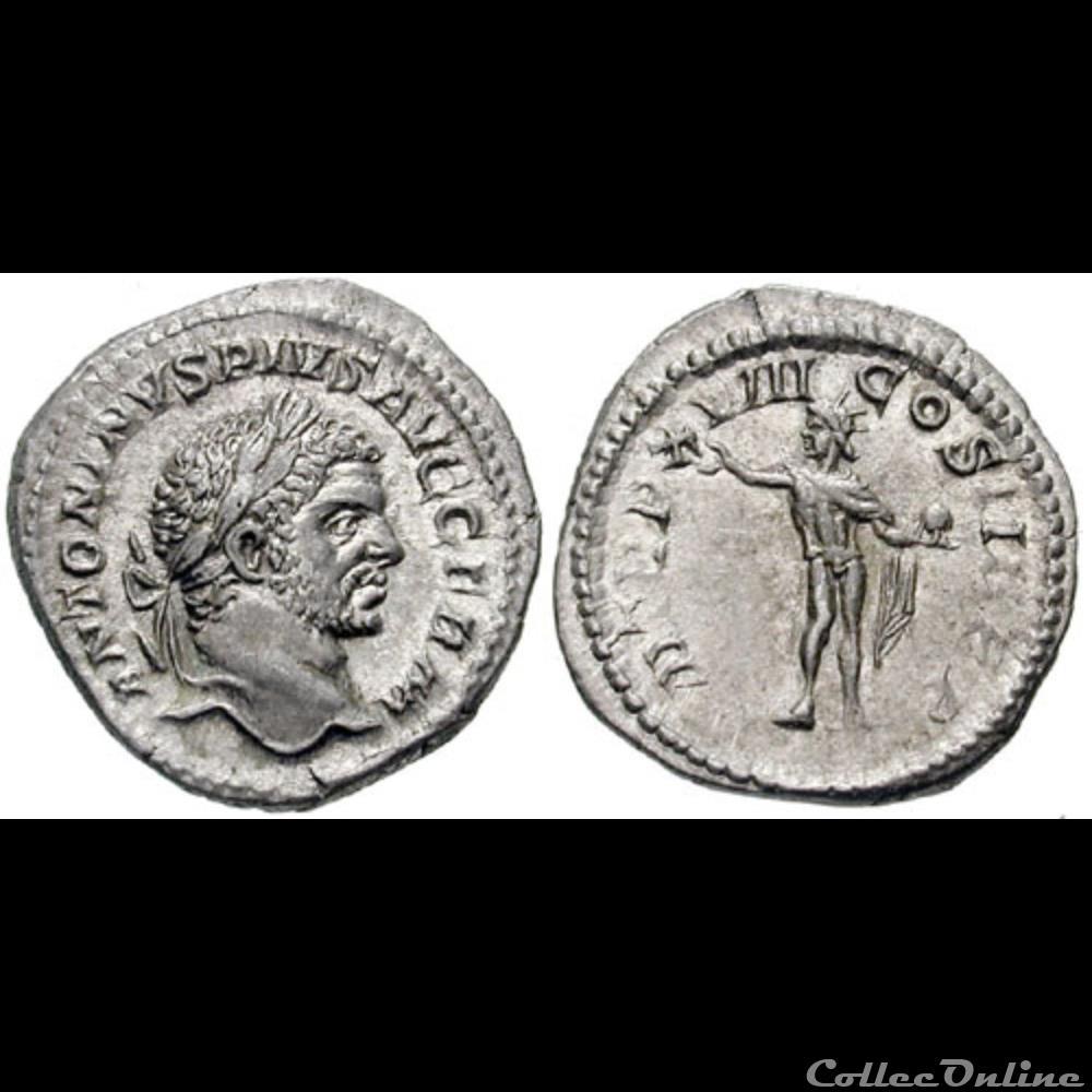 coin ancient roman 065 caracalla
