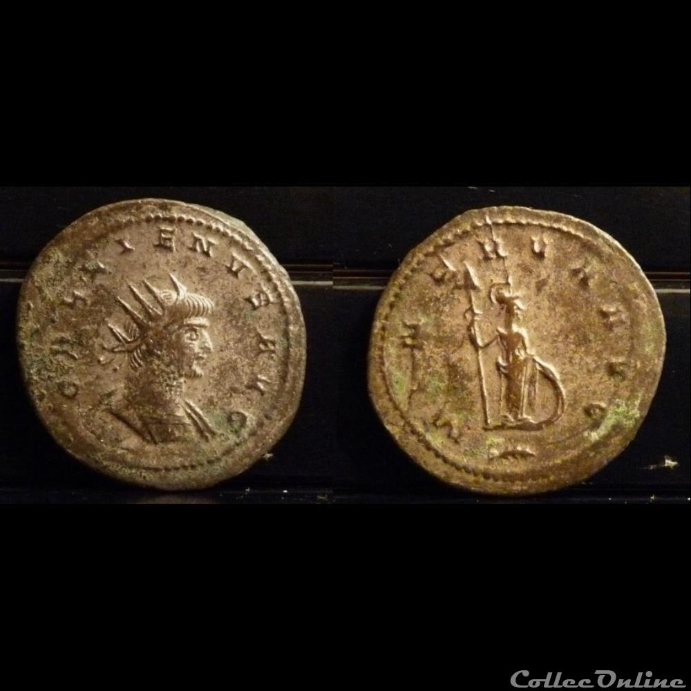 coin ancient roman 099 gallienus