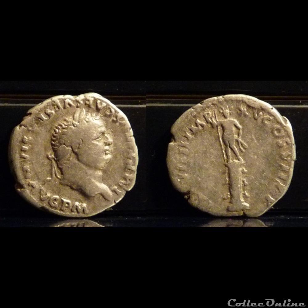 coin ancient roman 037 titus