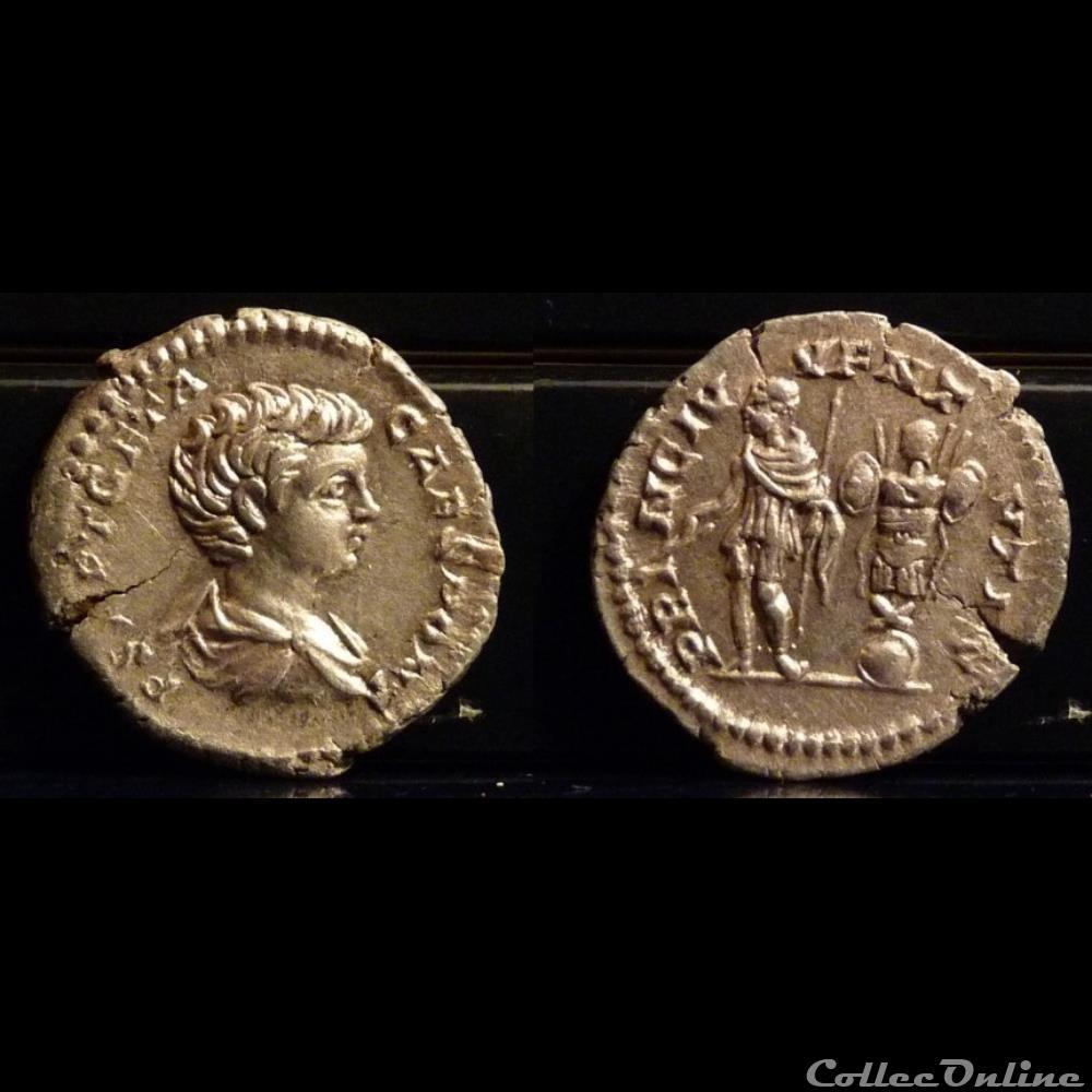 coin ancient roman 068 geta