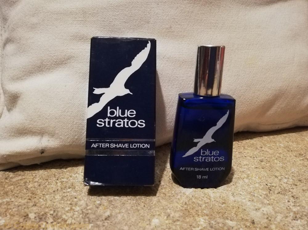 parfum beaute miniature de shulton blue stratos