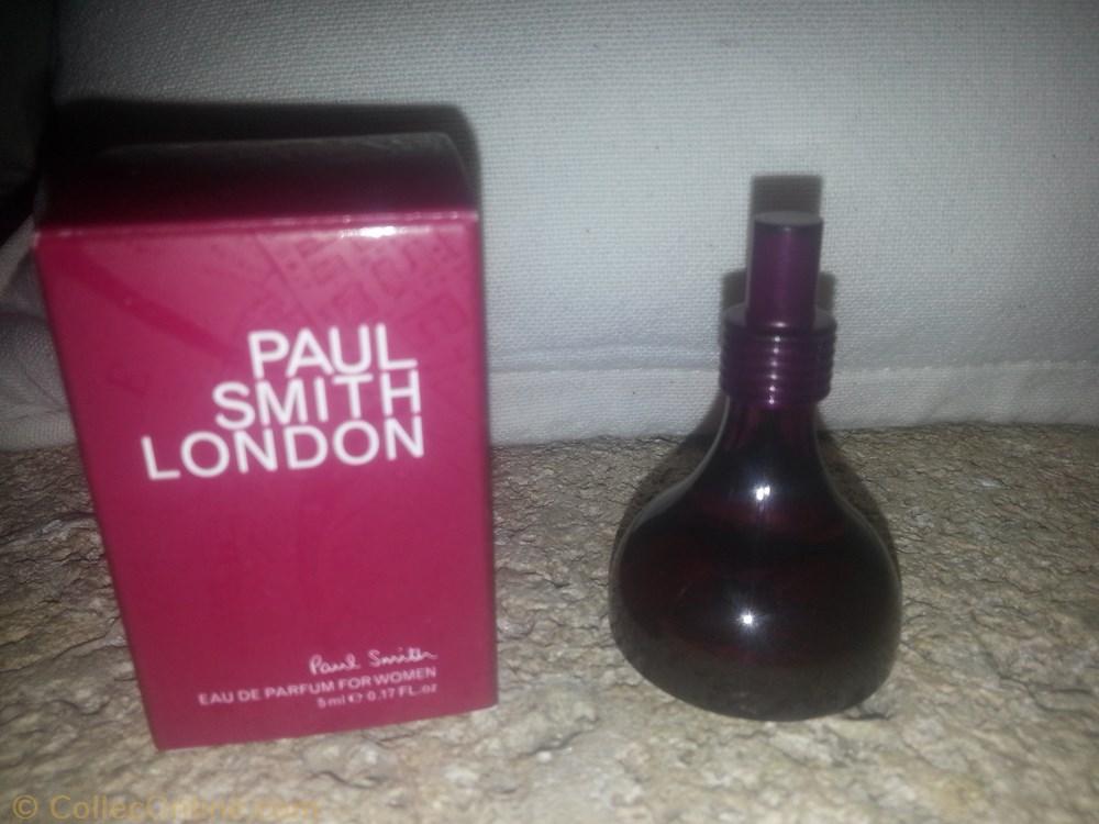 parfum beaute miniature de smith paul london femme