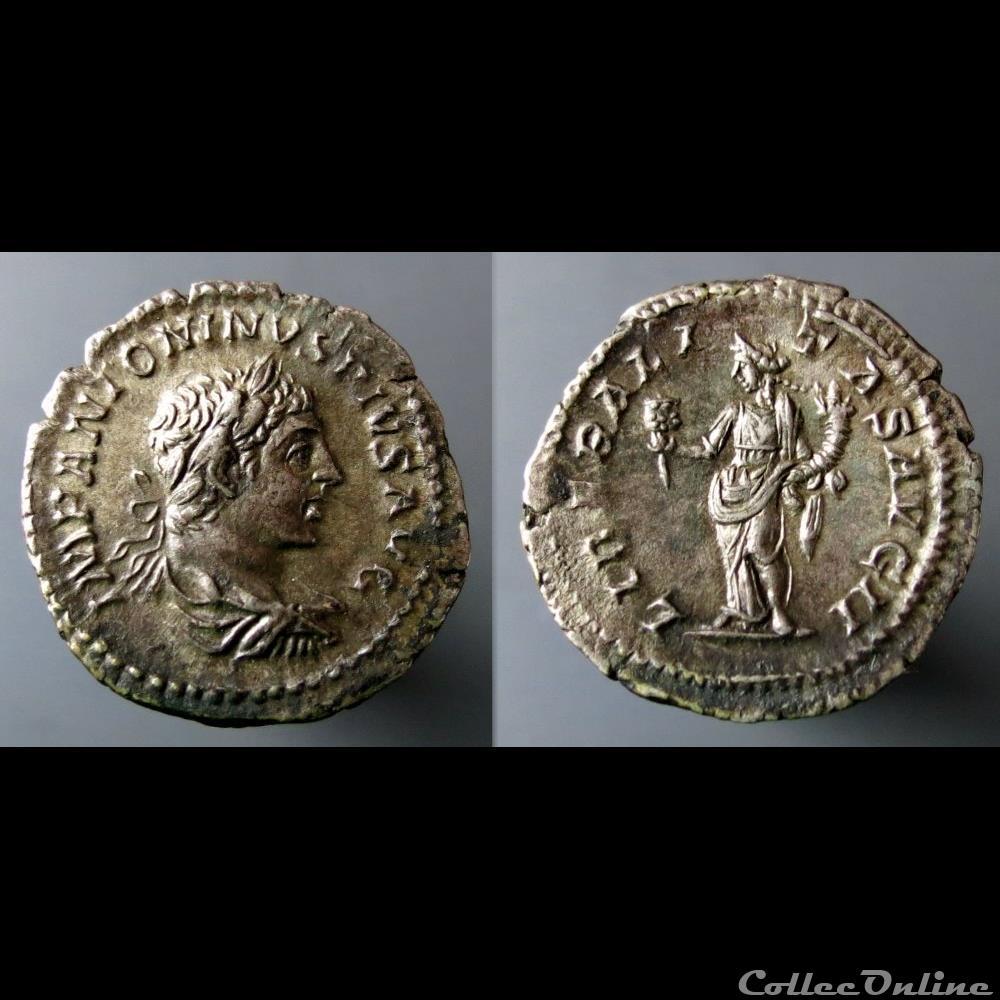 coin ancient roman elagabalus ar denarius