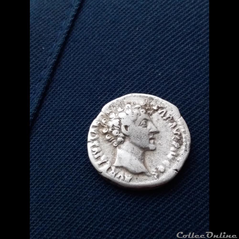 monnaie antique romaine denier marc aurele
