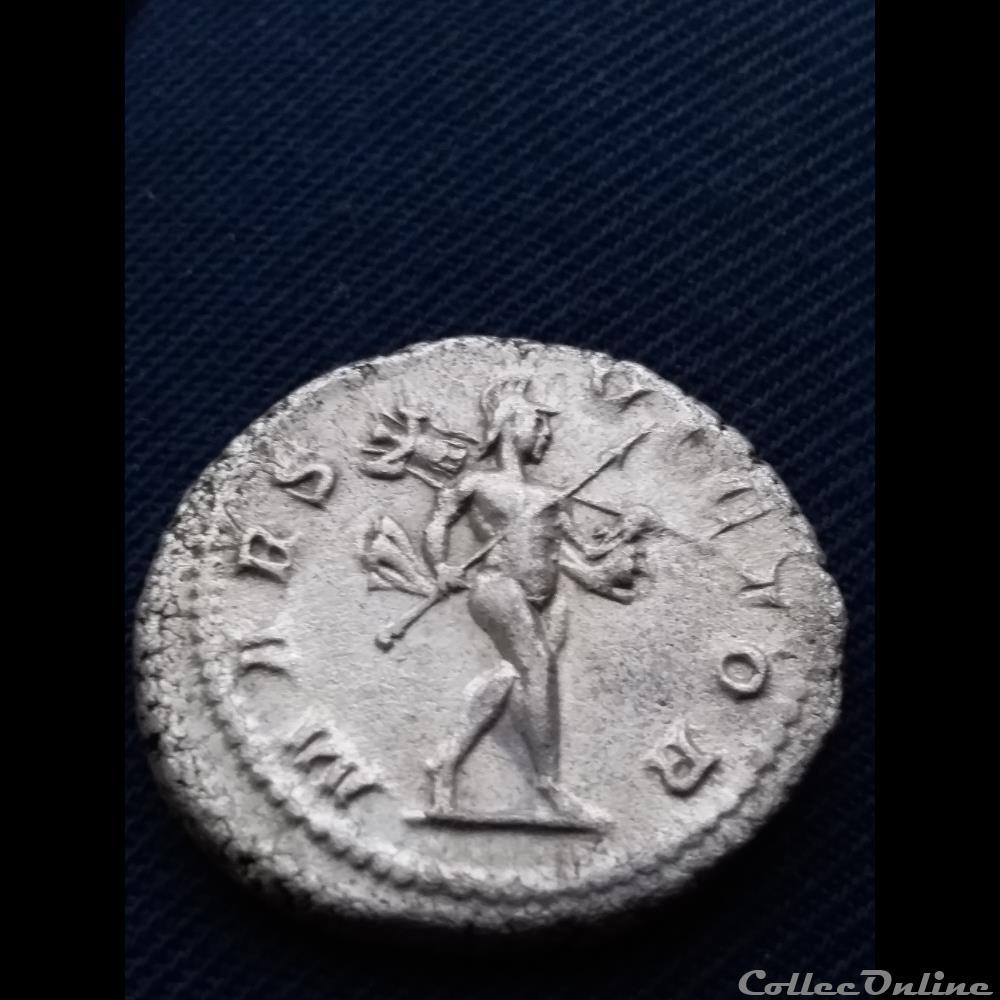 monnaie antique romaine antoninien elagabale