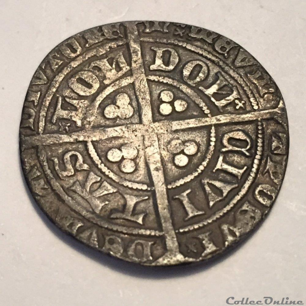 coin ancient other edward iii 1327 77 groat post treaty