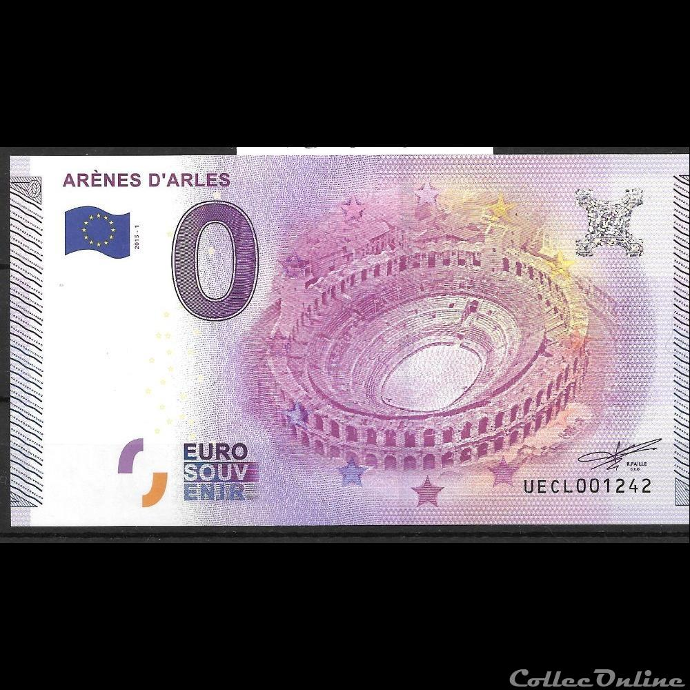 france billet souvenir du site 13200 arles