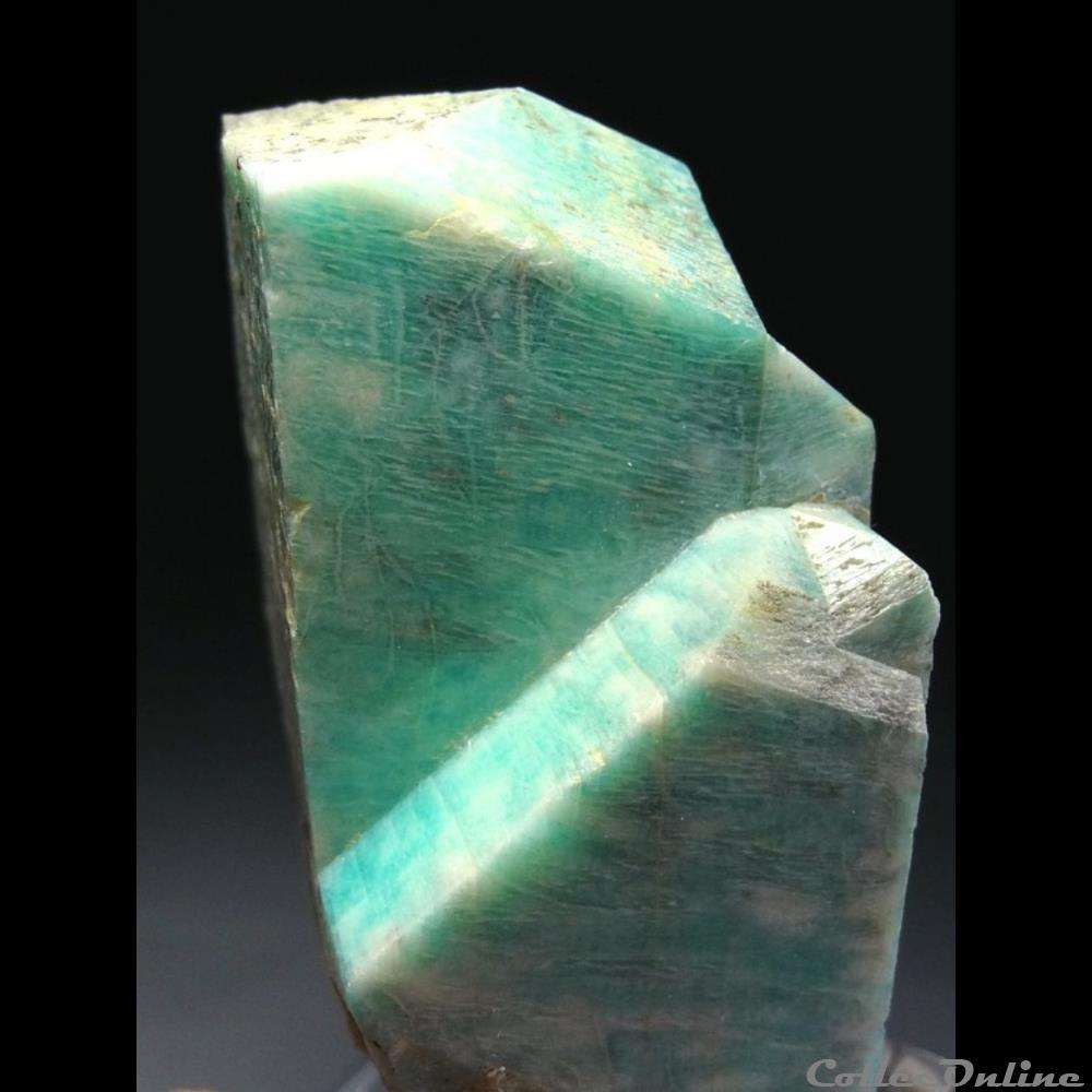 mineraux meteorite amazonite microcline