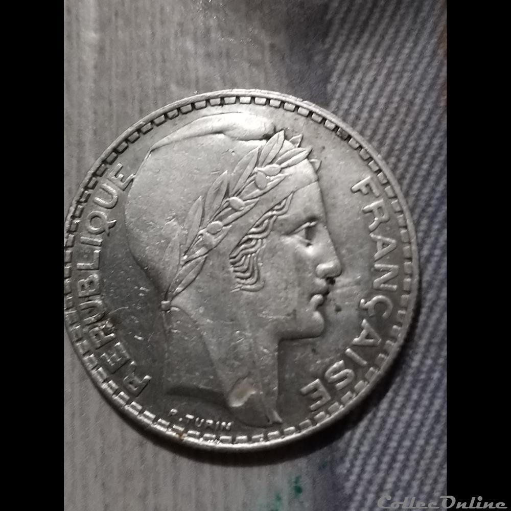 monnaie france moderne 2 francs