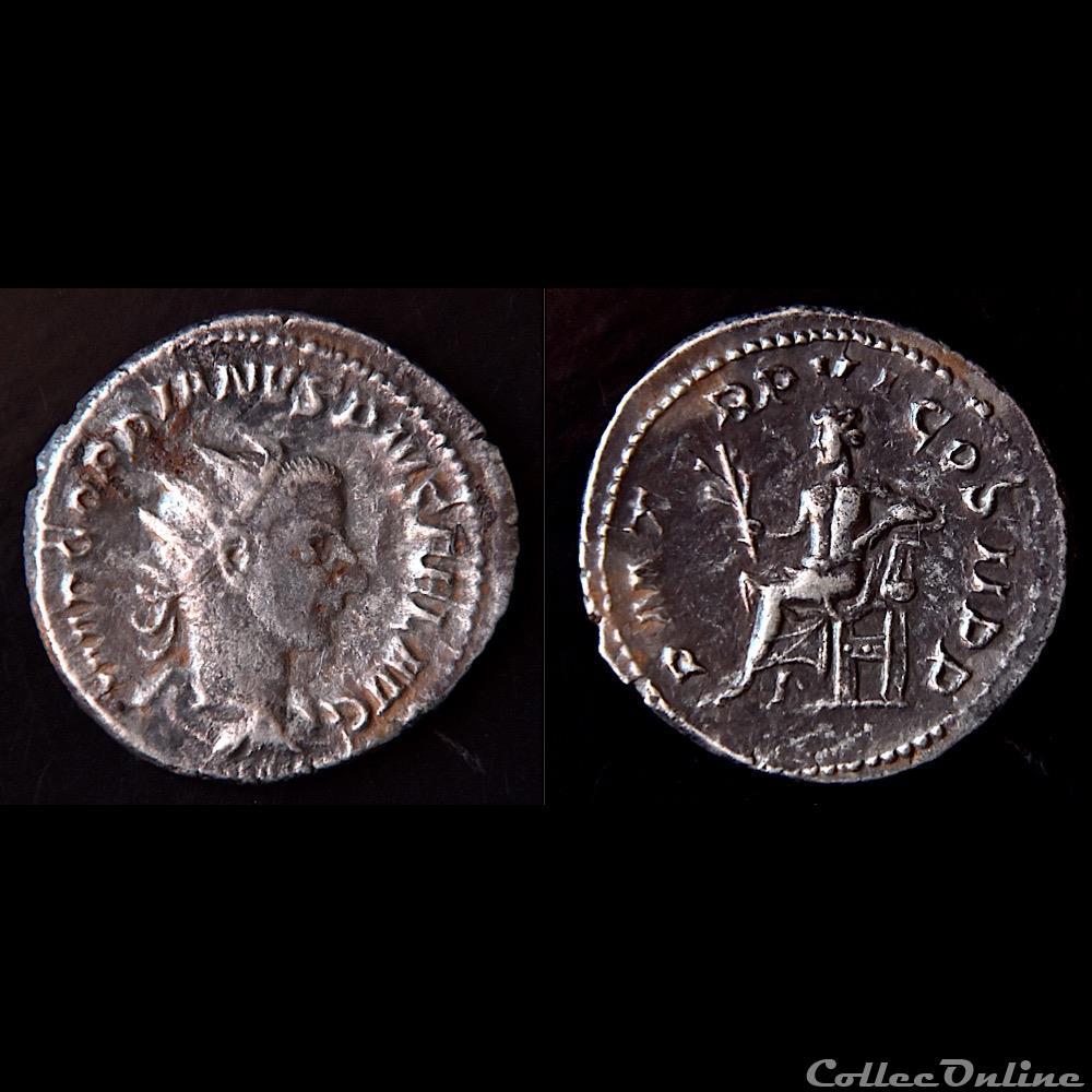 monnaie antique romaine gordien iii 238 244 a d antoninien ric 88
