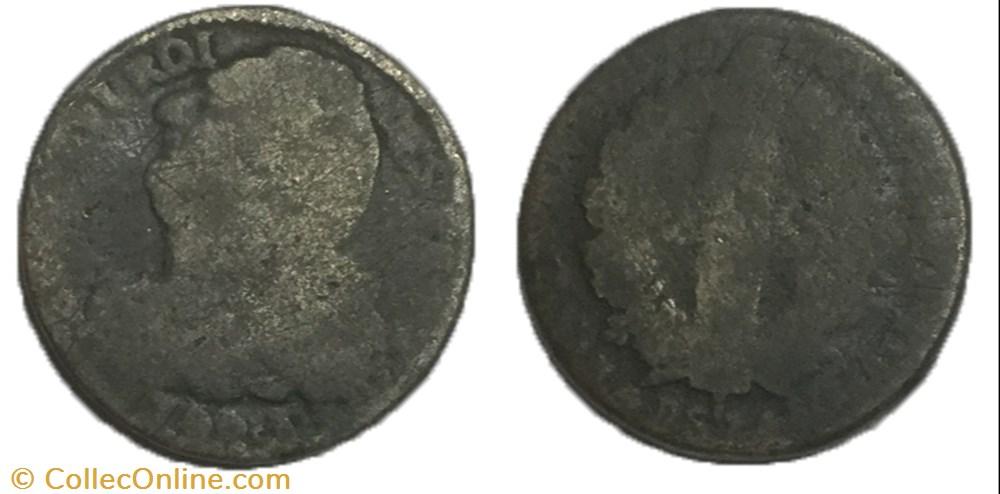 monnaie france moderne 2 sols dit au faisceau 1792 a