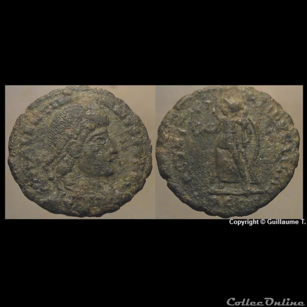 monnaie antique romaine pcon nummus