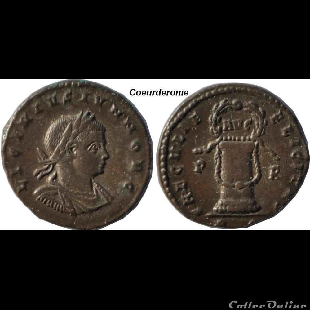 monnaie antique romaine nummus licinius ii