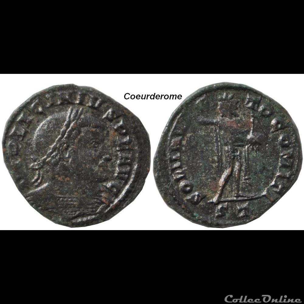 monnaie antique av jc a ap romaine follis licinius i